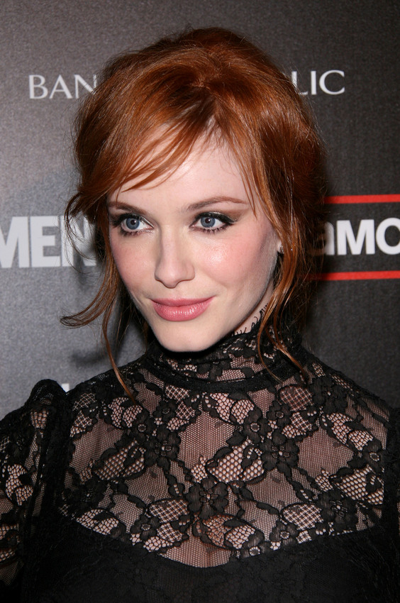 Christina Hendricks Is The New Face of Vivienne Westwood