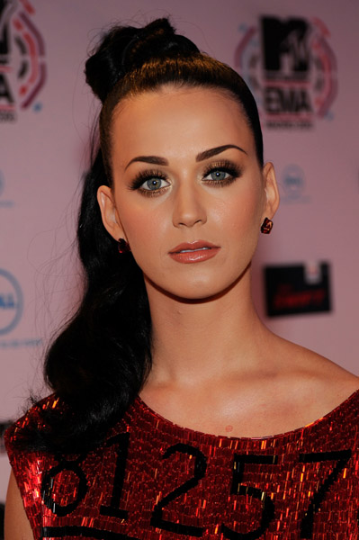 Katy Perry Is The New Face Of Ghd Flare