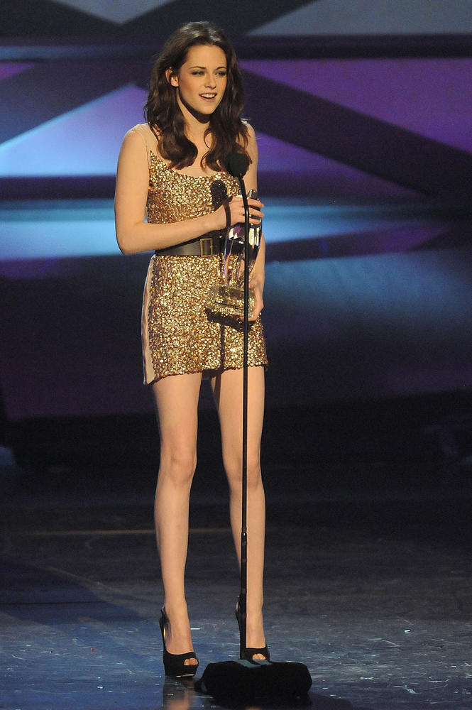 Kristen Stewart at the People's Choice Awards