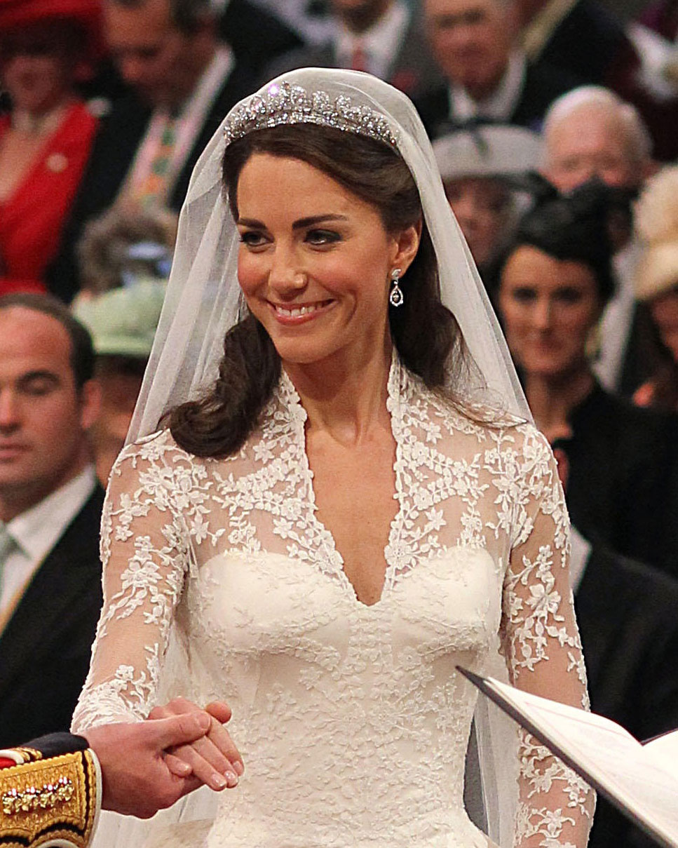 Kate Middleton Did Her Own Wedding Makeup Flare