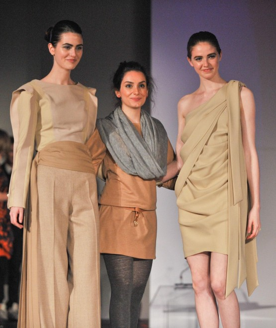 TFI NEW LABELS 2011: ASHTIANI