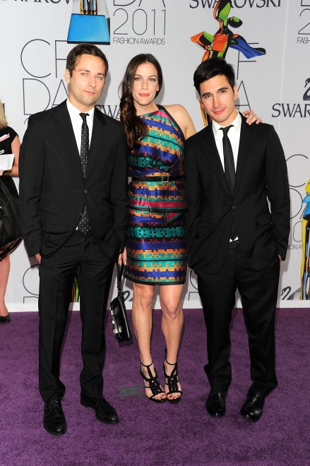 Winners of the 2011 CFDA Awards