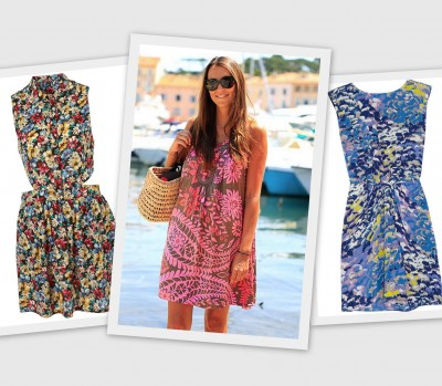 Wear Now: The Printed Dress