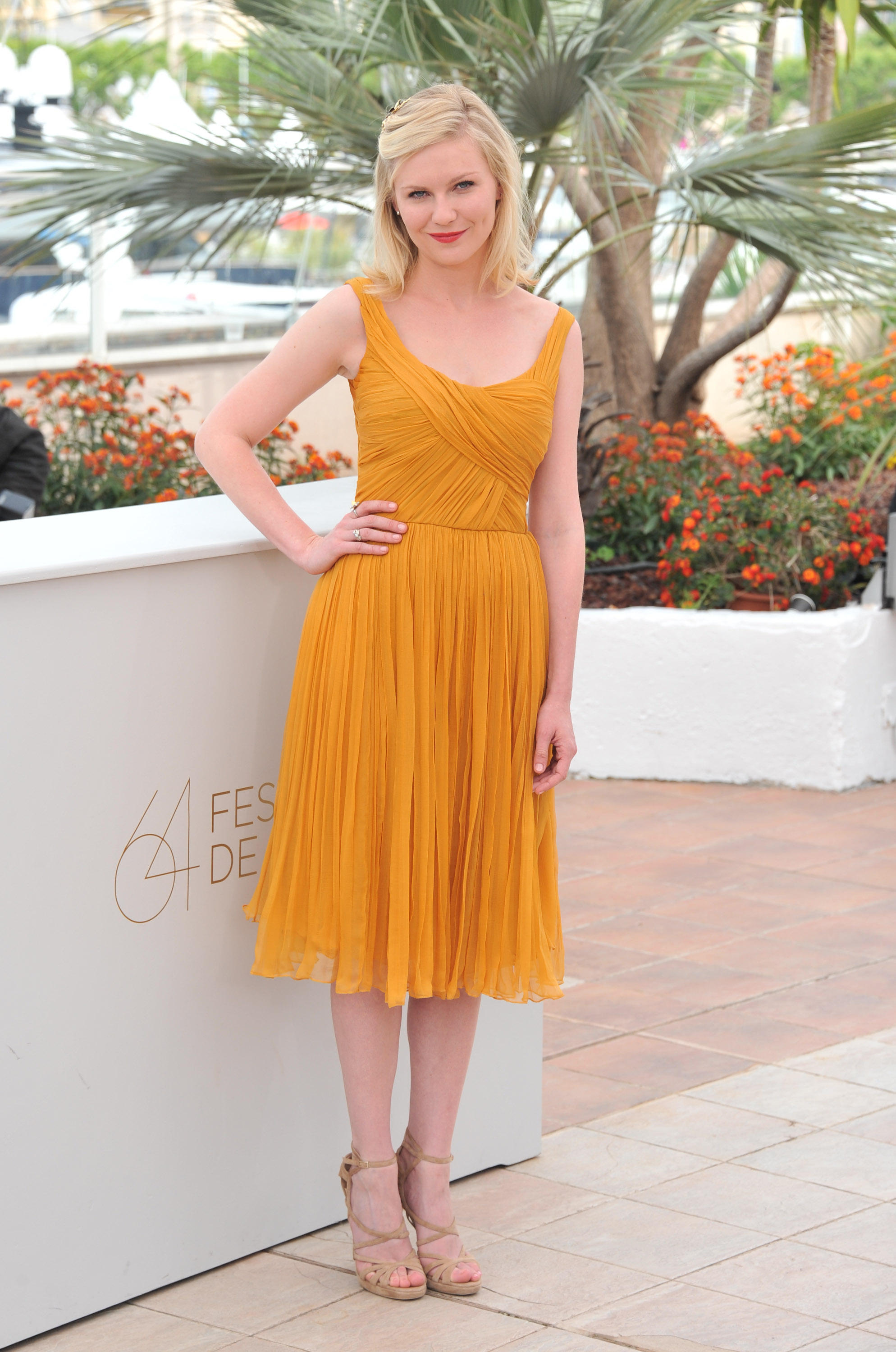 Red Carpet Style: Kirsten Dunst - Flare
