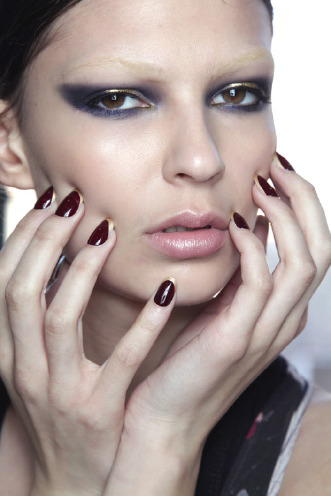 Jason Wu Nails Fall 2011