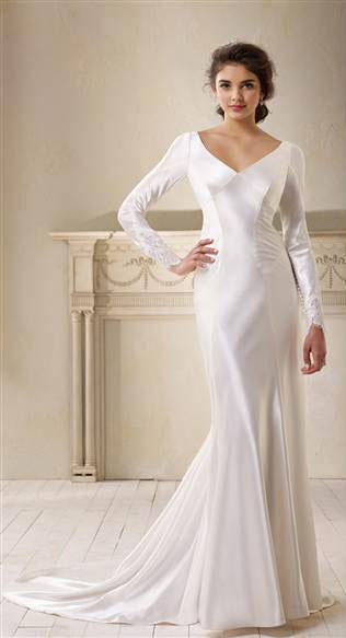 Twilight Wedding Gown Front