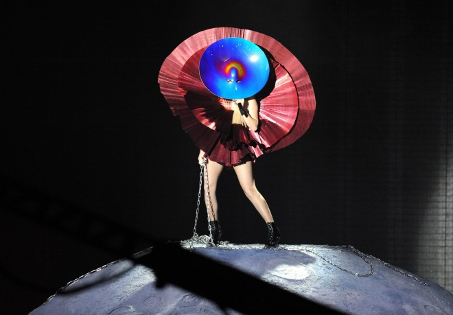 Lady Gaga MTV Europe Music Awards 2011