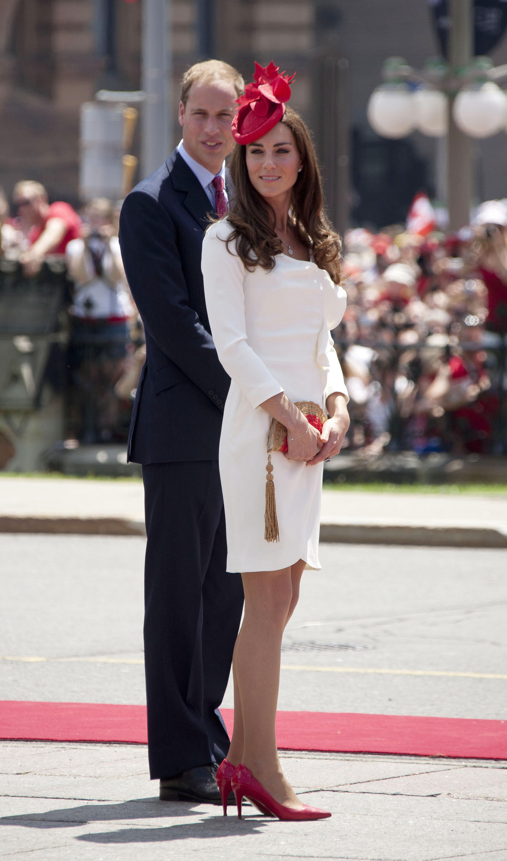 Kate Middleton S Top 15 Looks Of 2011 Flare