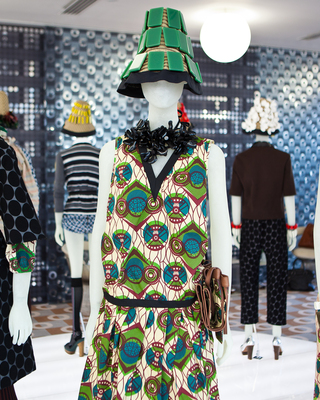 First Look: Marni for H&M Collection