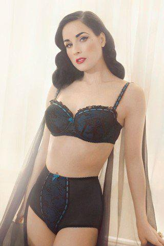 Dita Von Tease Teams up With Target for Lingerie Line