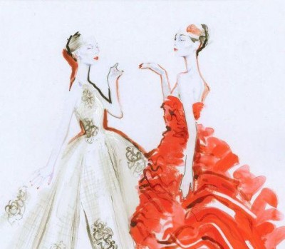 Watch Now: Christian Dior's Haute Couture Show