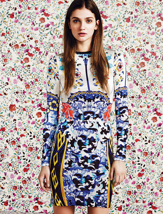 Exclusive: Mary Katrantzou for Topshop