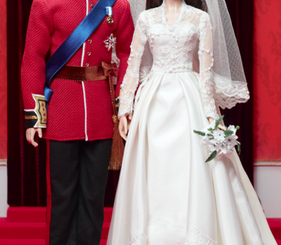 Will and Kate Barbies