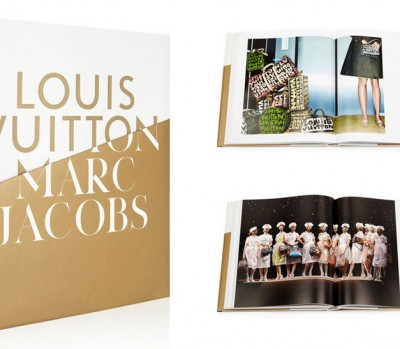 Louis Vuitton / Marc Jacobs Book Rizzoli 2012 Canada