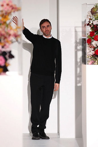 Raf Simons of Jil Sander to Dior