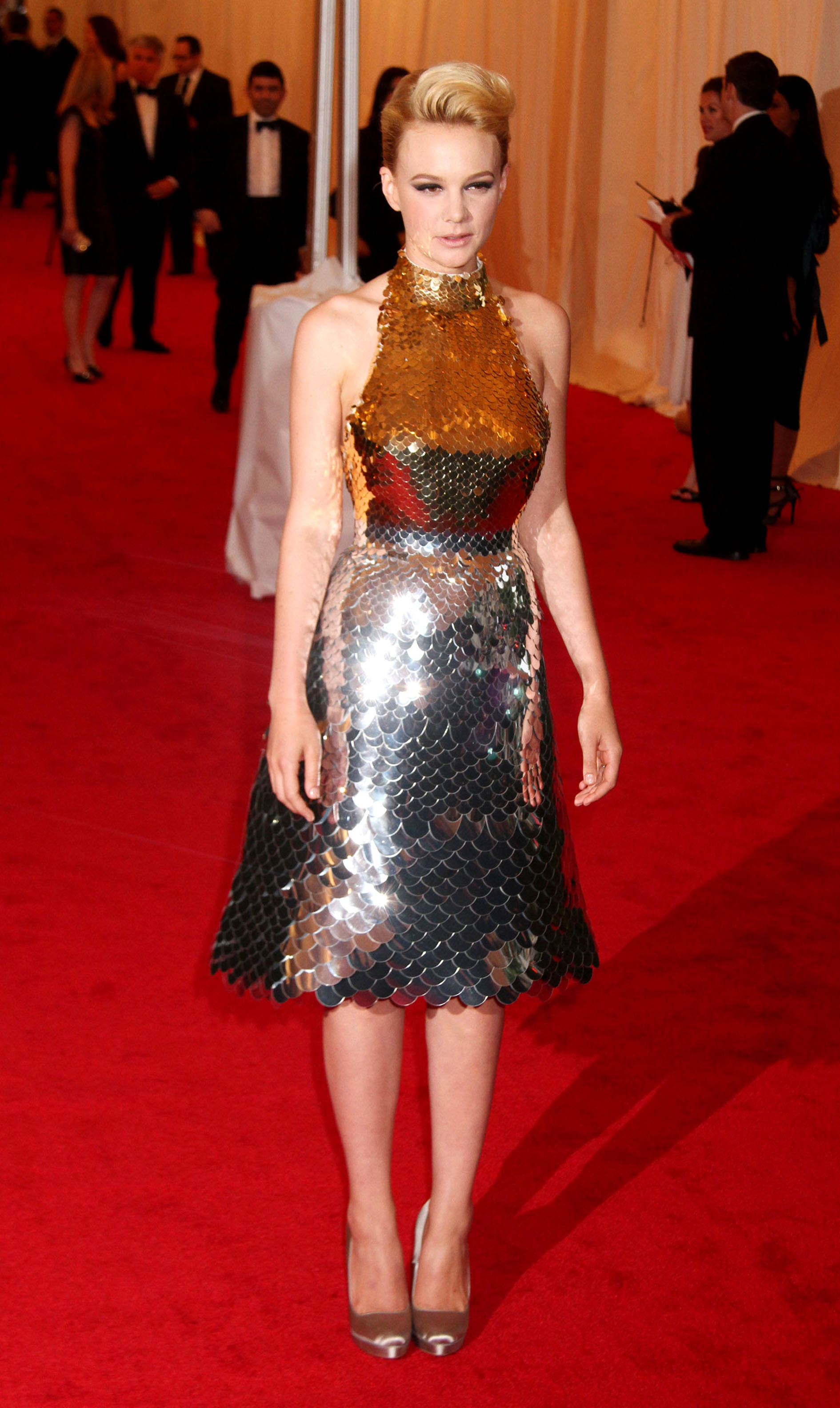 Met Gala 2012 Best Dressed Celebrities