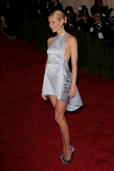 Gwyneth Paltrow Met Gala 2012 Best Dressed