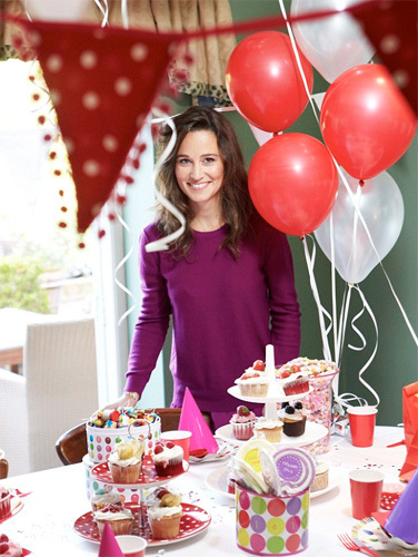 Pippa Middleton's Planning Party Book in the Works