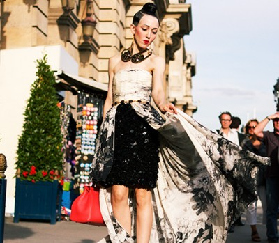 Street Style: Paris Haute Couture Fall 2012 Shows