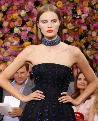 Haute Couture Fall 2012: Best Beauty