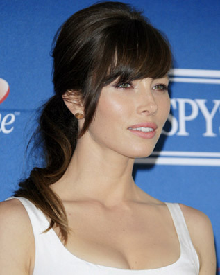 Jessica Biel, ESPY Awards
