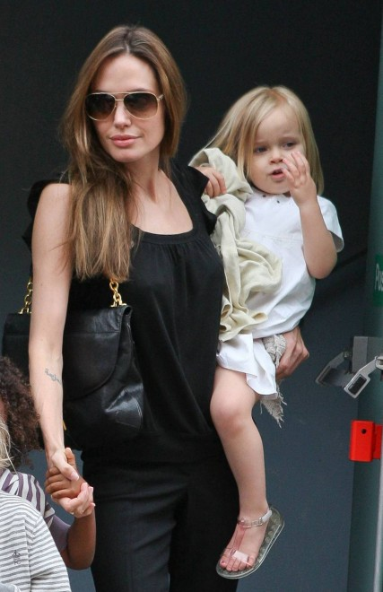 Two More Jolie Pitt Kids Will Join Angelina Jolie In