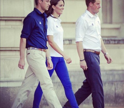 Kate Middleton's Stuart Weitzman Wedges