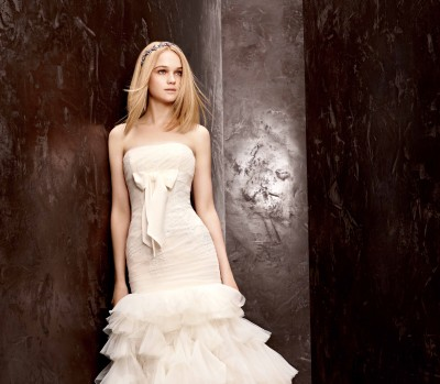 White by Vera Wang Fall 2012