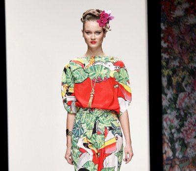 Show Cards: London Fashion Week Spring 2013