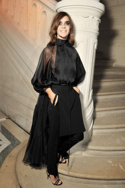 M.A.C Cosmetics and Carine Roitfeld Host 'Le Bal'