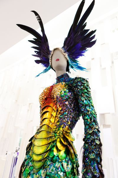 Thierry Mugler Vancouver Exhibition