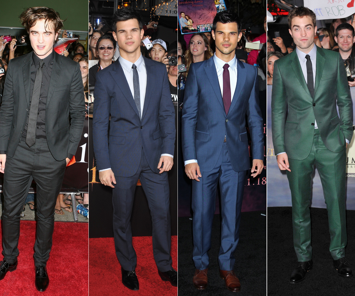 Twilight Battle of The Boys: Team Edward vs. Team Jacob