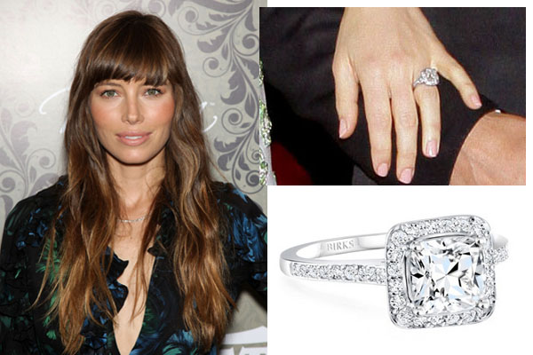 8 Celebrity Inspired Engagement Rings To Drool Over Flare