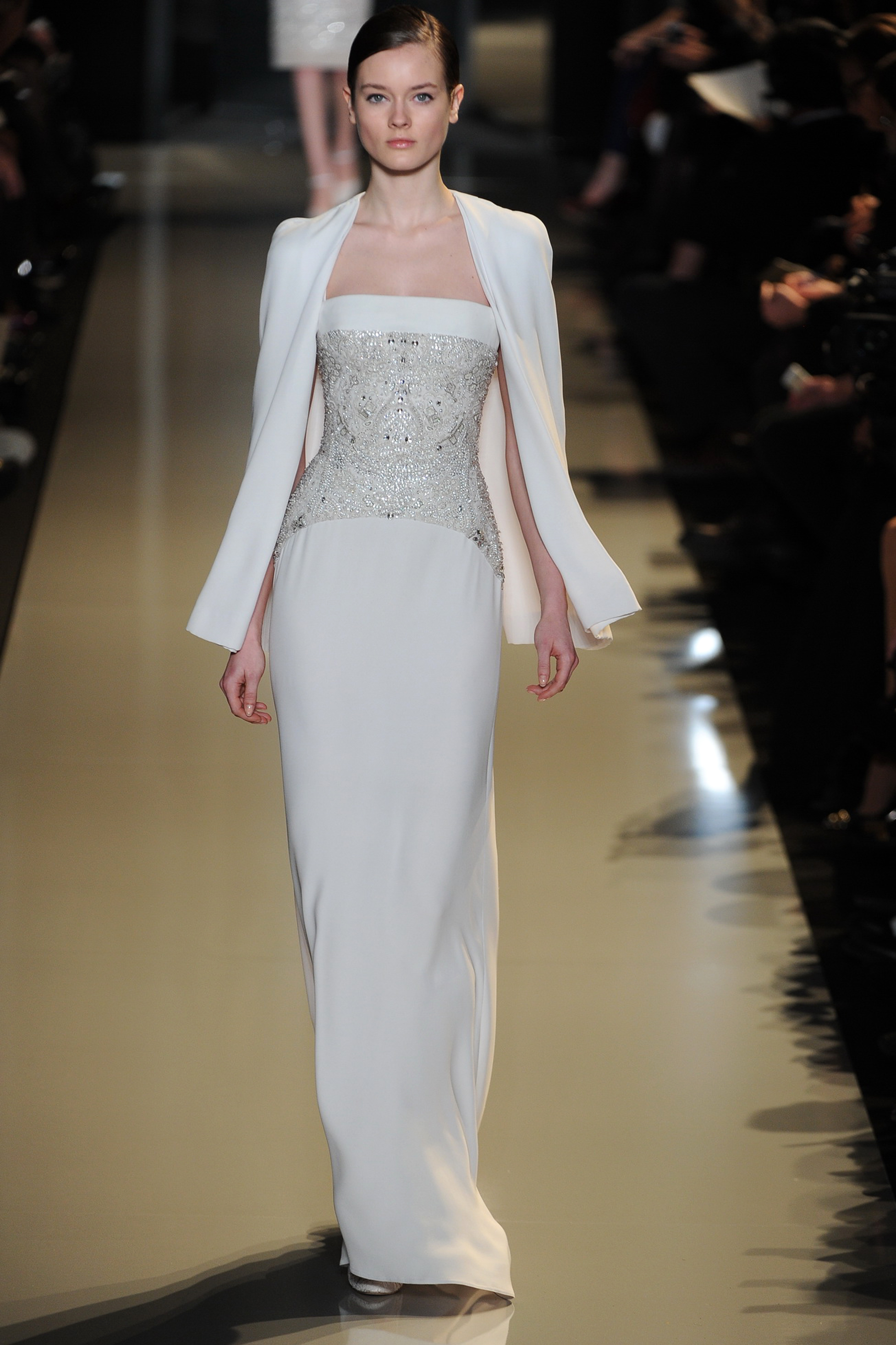 Haute Couture at Paris Fashion Week: Elie Saab Spring 2013 ...