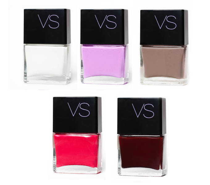 Victoria's Secret Nail Polishes
