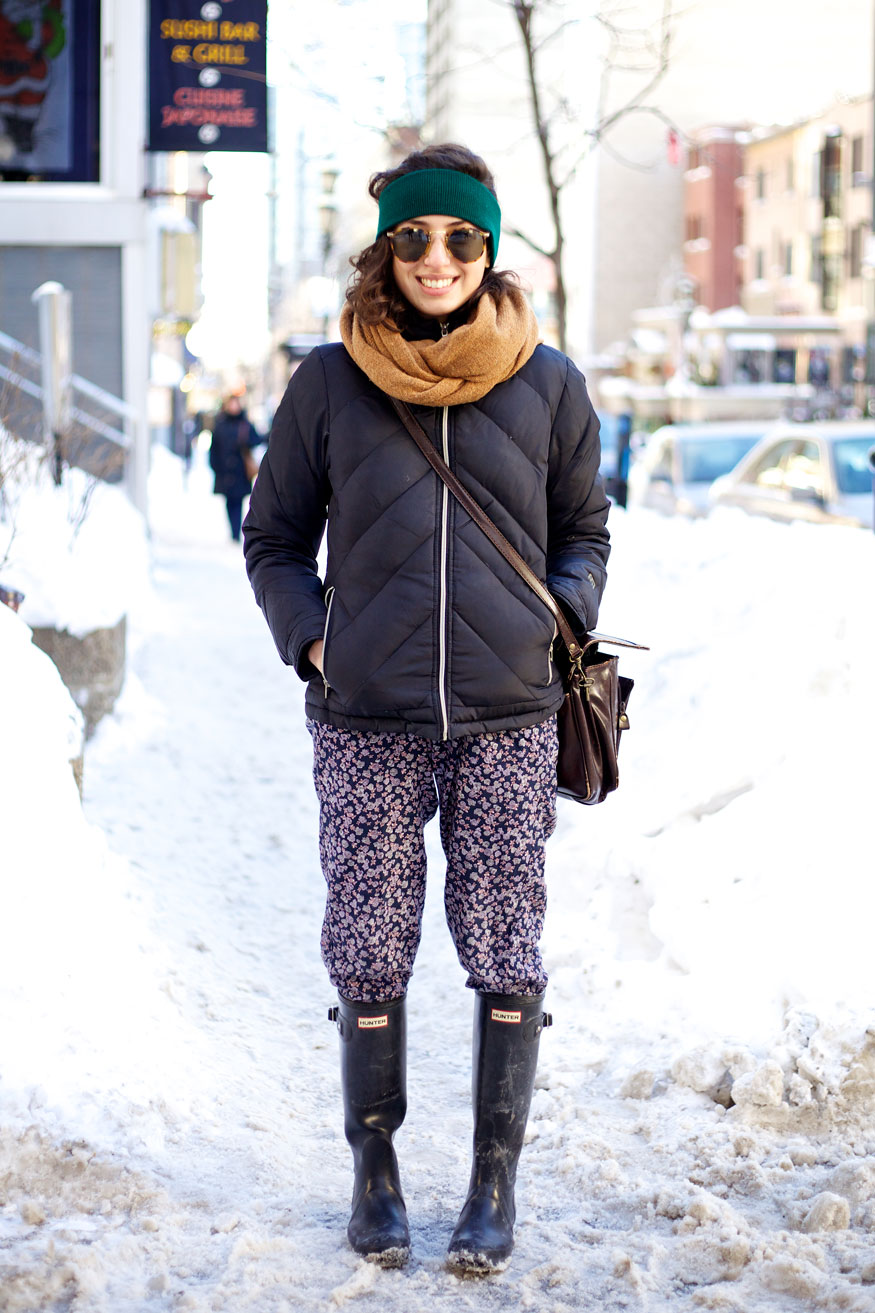 Canadian Street Style: Montreal Winter 2012