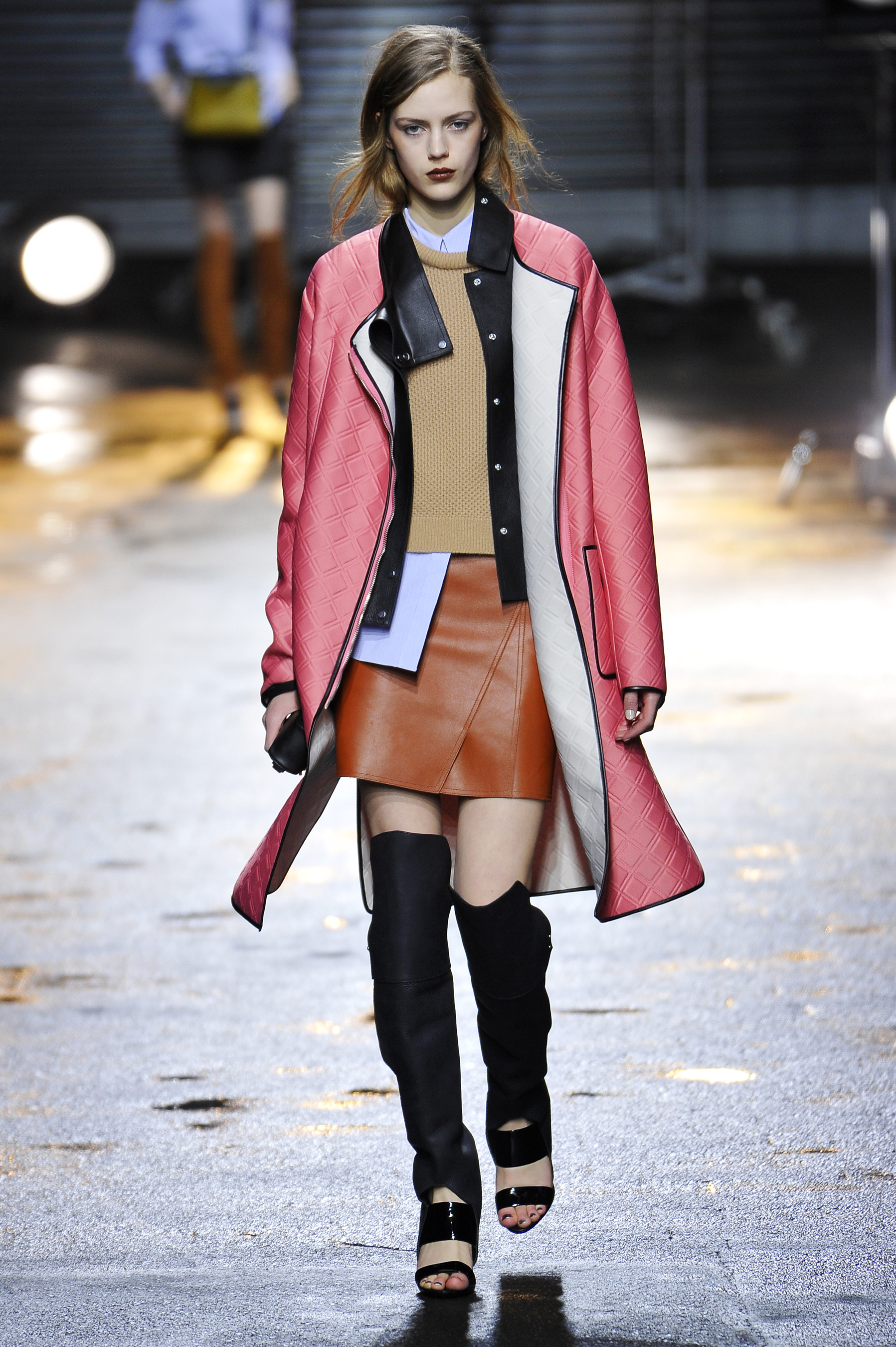 <b>New York Fashion Week: 3.1 Phillip Lim Fall 2013</b>