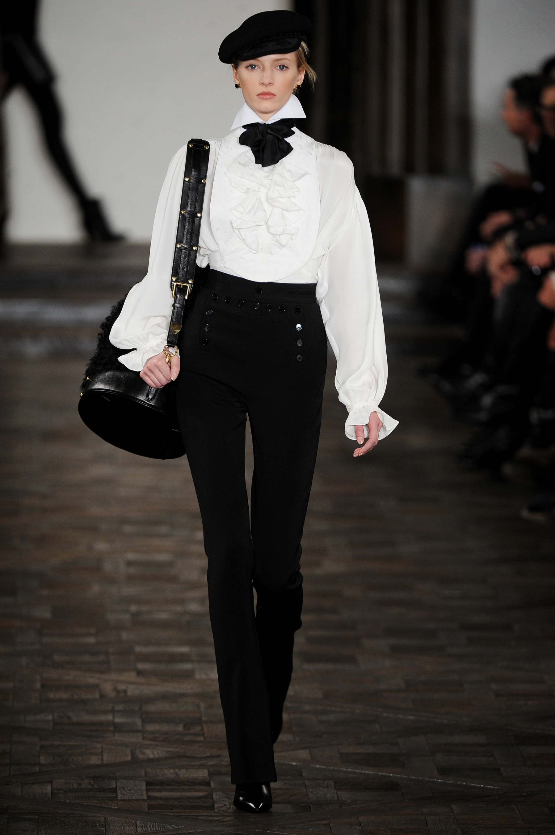 <b>New York Fashion Week: Ralph Lauren Fall 2013</b>