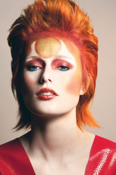 David Bowie Ziggy Stardust Makeup