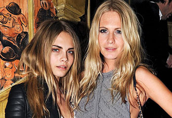 Cara vs. Poppy Delevingne: Sister Style Showdown