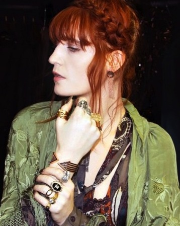 Florence Welch Launches Capsule Jewellery Collection Flare