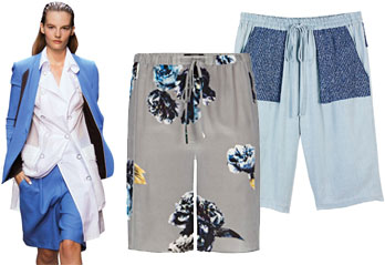 How To Wear Spring's Unlikely Trend: Basketball Shorts