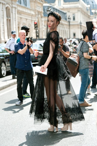 The Couturier, Ulyana Sergeenko; Photo by Getty Images