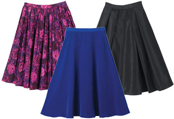 Put Swing In Your Step With A Grace Kelly–Inspired Midi Skirt