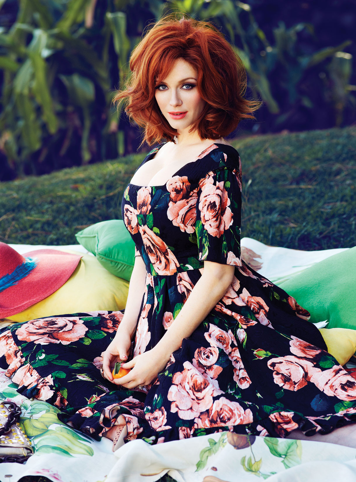 Mine very Who is redhead on madmen are