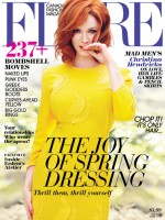 May 2013 Christina Hendricks Cover