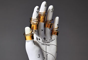 9 Statement Rings With Fortune-Teller Flair