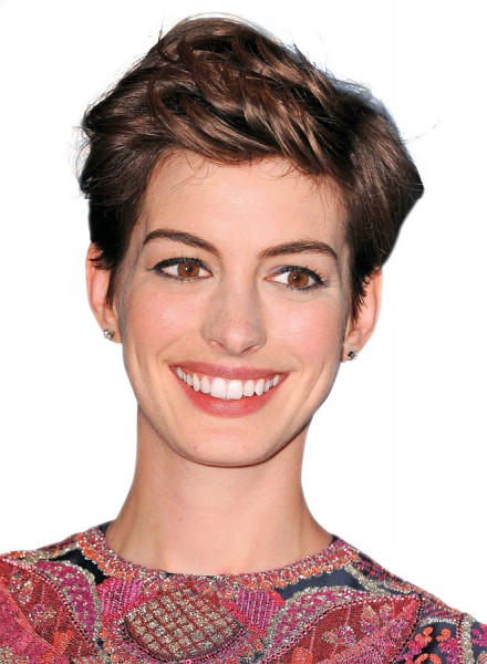 Anne Hathaway; Photo by Getty Images
