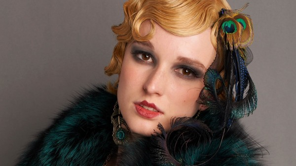 drama  THE GREAT GATSBY   Great Gatsby Makeup