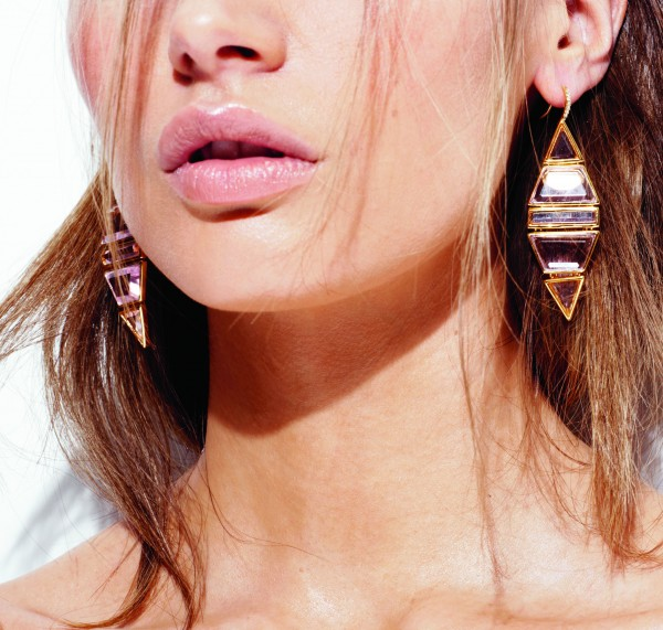Jennifer Meyer for J.Crew earrings